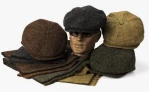 Newsboy cap var väldigt populärt på 20-talet